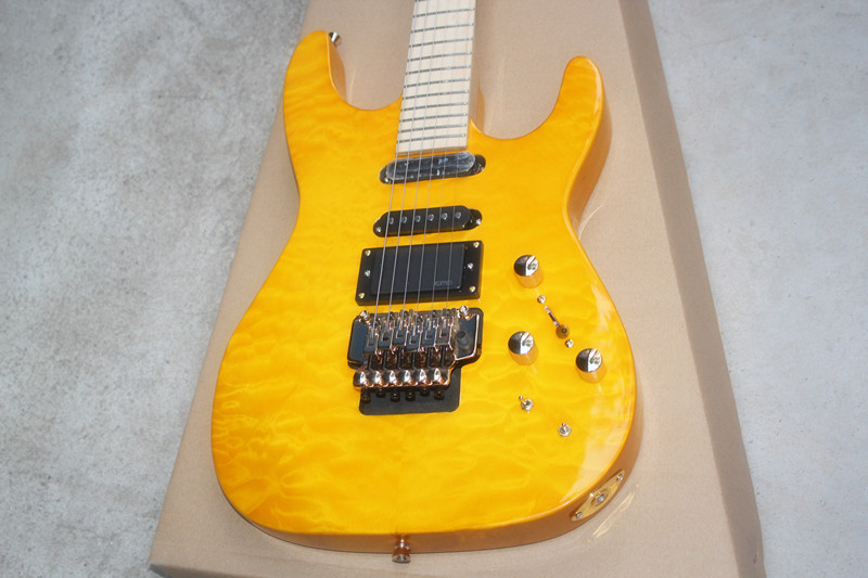 pc1 type 24 double shake electric guitar cloud band light yellow active pickup 1 in guitar from. Black Bedroom Furniture Sets. Home Design Ideas