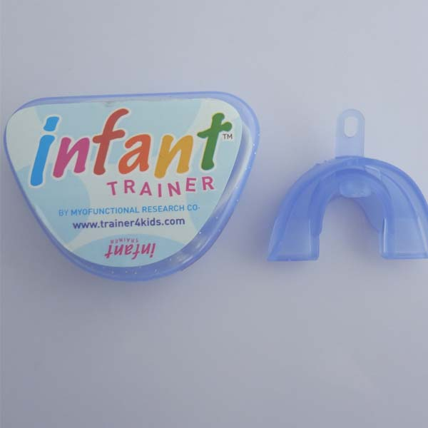 Approved Myofunctional Infant Trainer Phase I Soft Original Made in Australia