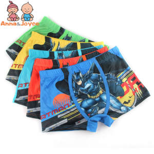 10pclot Briefs for Boys Children Underwears Panties infant boxers briefs shorts Cars Train Cotton Cartoon Image kids underwear