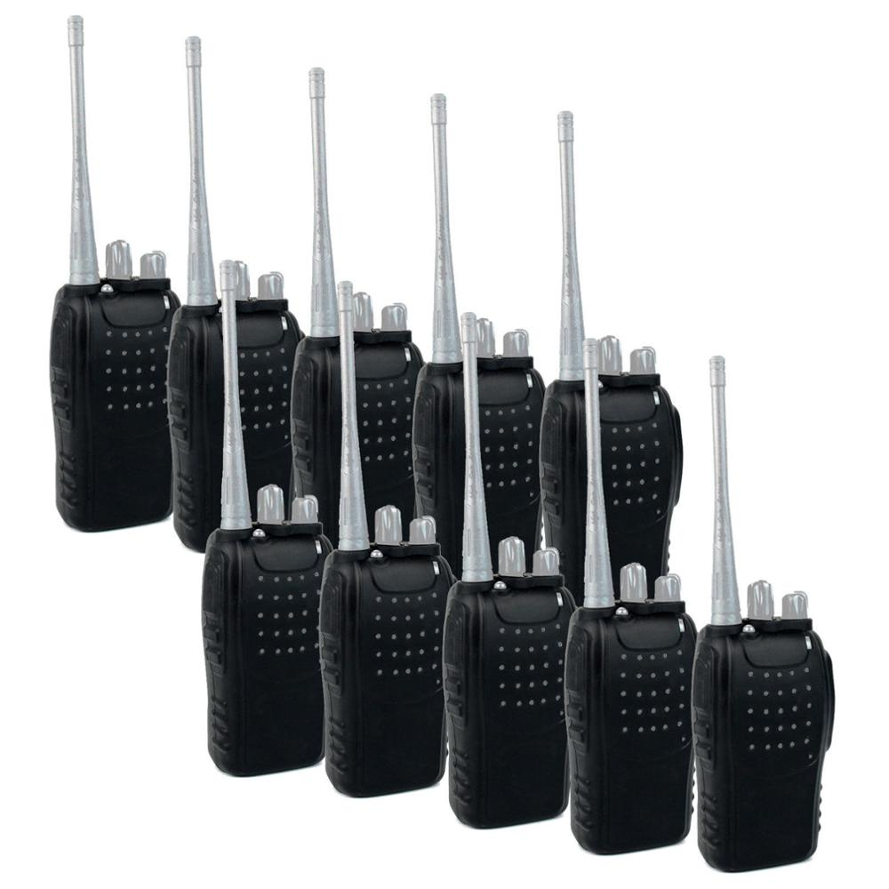 10pcs Rubber Radio Soft Case Holster Protection For Baofeng 888s 777S