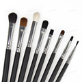 Professional Eye makeup brushes Essential Makeup Brushes 8pcs DIY Eye Brushes Set Eyeliner Little and dainty convenience