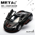 1:32 kids toys Mini Auto metal toy cars model pull back car miniatures gifts for boys children
