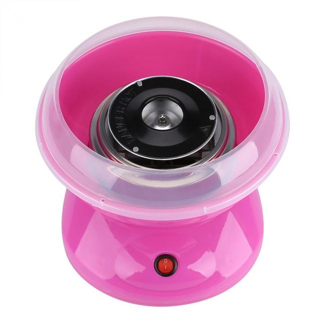 Compact Electric Cotton Candy Maker