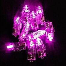 10 шт./лот, теплые белые светодиодные воздушные шары, мини-лампы-вспышки для бумажных фонарей, воздушных шаров, украшения для свадьбы, дня рождения, вечеринки