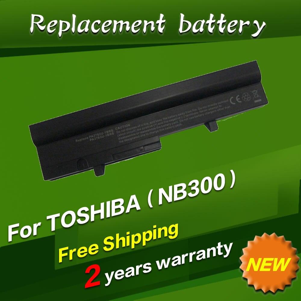 Laptop battery PA3782U PA3783U PA3784U PA3785U PABAS217 PABAS219 PABAS220 For Toshiba NB300 NB301 NB302 NB303 NB304 NB305