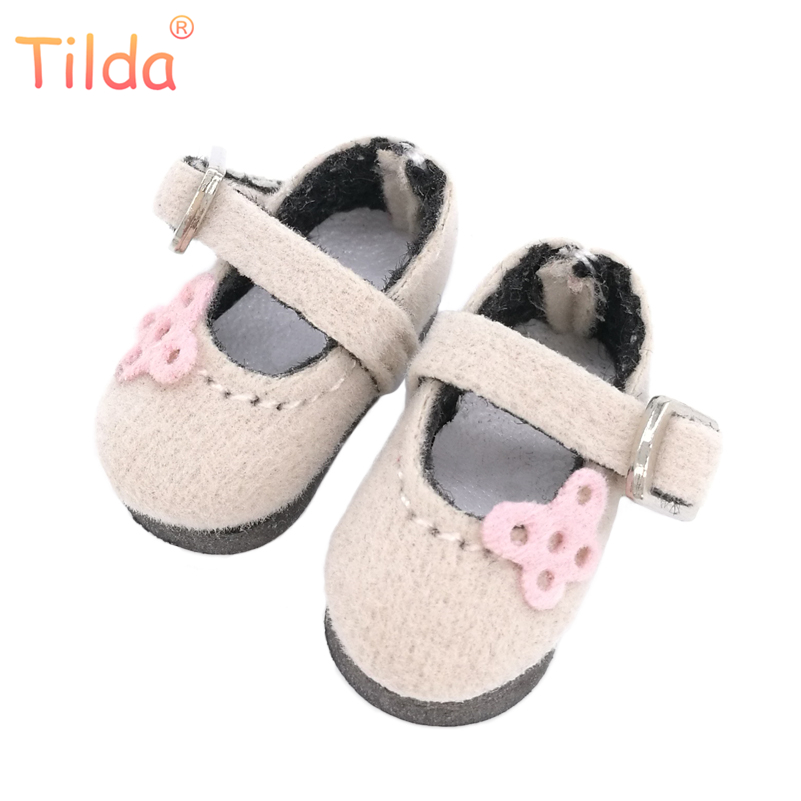 Tilda 2.5cm Doll Shoes for Pukifee Dolls Toy,Sneakers Dolls for Blyth Azone Licca Obitsu BJD Doll Accessories for Blythe Toy handmade leopard doll shoes doll accessories for blythe licca azone dal momoko lati jb toys girl play house free shipping