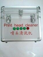 Tintas UV máquina de limpeza de bico