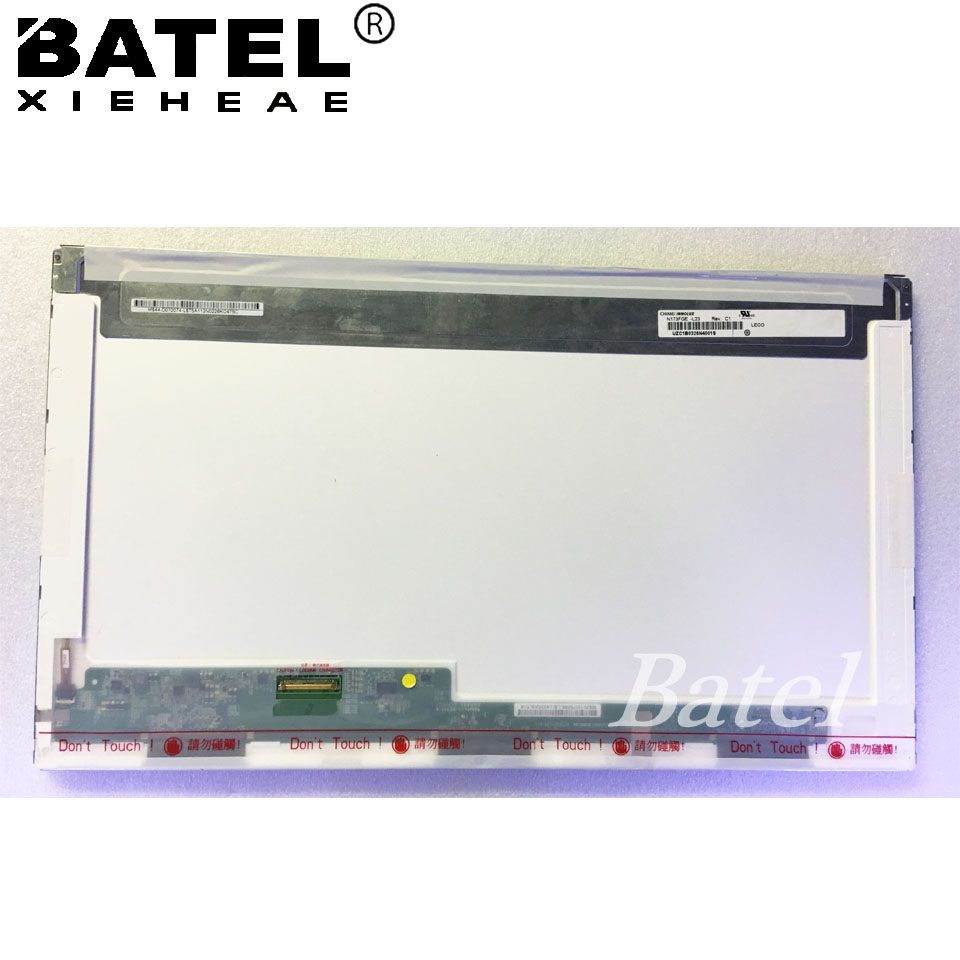 Replacement For HP Pavilion G7 Screen 40Pin Matrix for laptop 17.3 LCD LED Display 1600x900 HD+ Glossy Panel ips display for lenovo fru 00ny418 pn sd10k93456 lcd screen led 12 5 matrix for laptop panel replacement