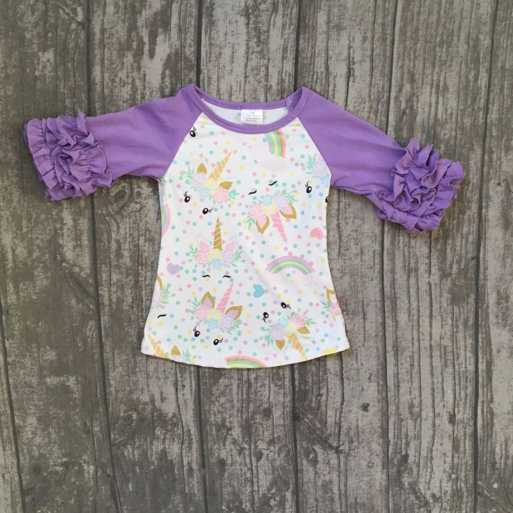 Aliexpress Buy baby girls boutique raglans clothes