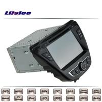 For HYUNDAI ELANTRA 2014 Car Multimedia TV DVD GPS Radio Original Style Navigation Android Advanced Navi