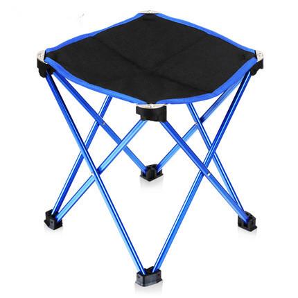 Leve de alumínio ao ar livre portátil dobrável cadeira de pesca cadeira de praia de caminhadas ao ar livre