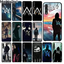 MaiYaCa Fade Alan walker Colorful Phone Case for Huawei P20Lite P10 Plus Mate10Lite Mate20 P20 Pro Honor10 View10(China)