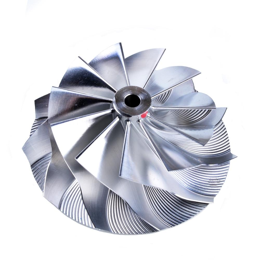 Kinugawa Turbo Billet Compressor Wheel 48.5/61mm 11+0 for KKK K03 K04 цена