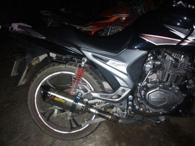 CBR400 הנחה BOOM אופנועים, 12