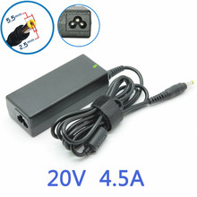 20V four.5A 90w 5.5*2.5mm Laptop computer adapter Charger Alternative For Lenovo E260 E280 G575 Y460 G480 Y580 G470 Z470 S400 Pocket book