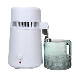 4 L destilador de agua pura máquina de filtro purificador filtración Hospital hogar Oficina cocina Wasser Destillie