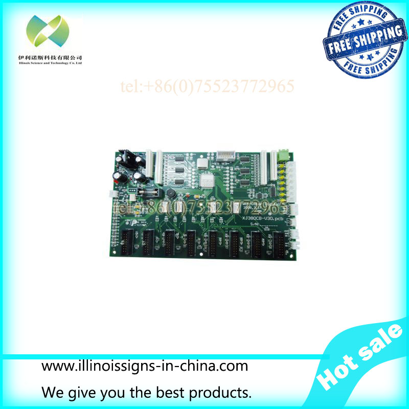 WIT-COLOR Ultra-2000 Carriage Control Board printer parts