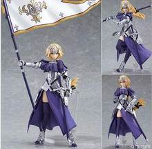 Anime Fate Grand Order Heerser Jeanne D'arc Variant Action Figure Figma 366 Jeanne D'arc Pvc Figuur Speelgoed Brinquedos 14Cm(China)