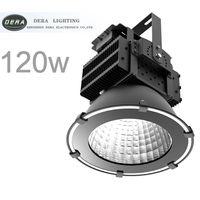 120 w Alta Baía CONDUZIU a Lâmpada de Mineração Luz LED Industrial Lâmpada Led Teto Holofotes IP65 12000lm AC 110-277 V