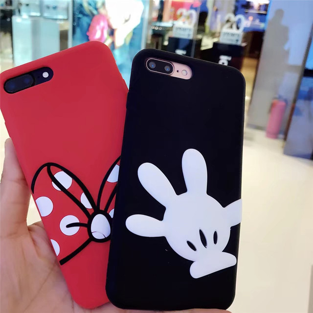 coque d iphone 8 plus mickey