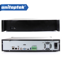 2U 36Ch 960P 4CH 5MP IPC,8CH 3MP 25CH 2MP/1080p IPC input NVR,Network Video Recorder,9HDD