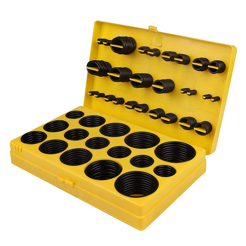 420 Pcs/32 Sizes Rubber Tap 0-Ring Sealing Gasket Washer Seal Assortment Set High Grade Rubber O-Ring Kit For Maintenance, Plu