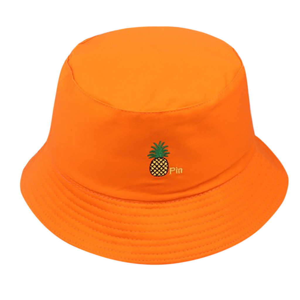 Cotton Adults Bucket Hat Summer Fishing Fisher Beach Festival Sun Cap Chic