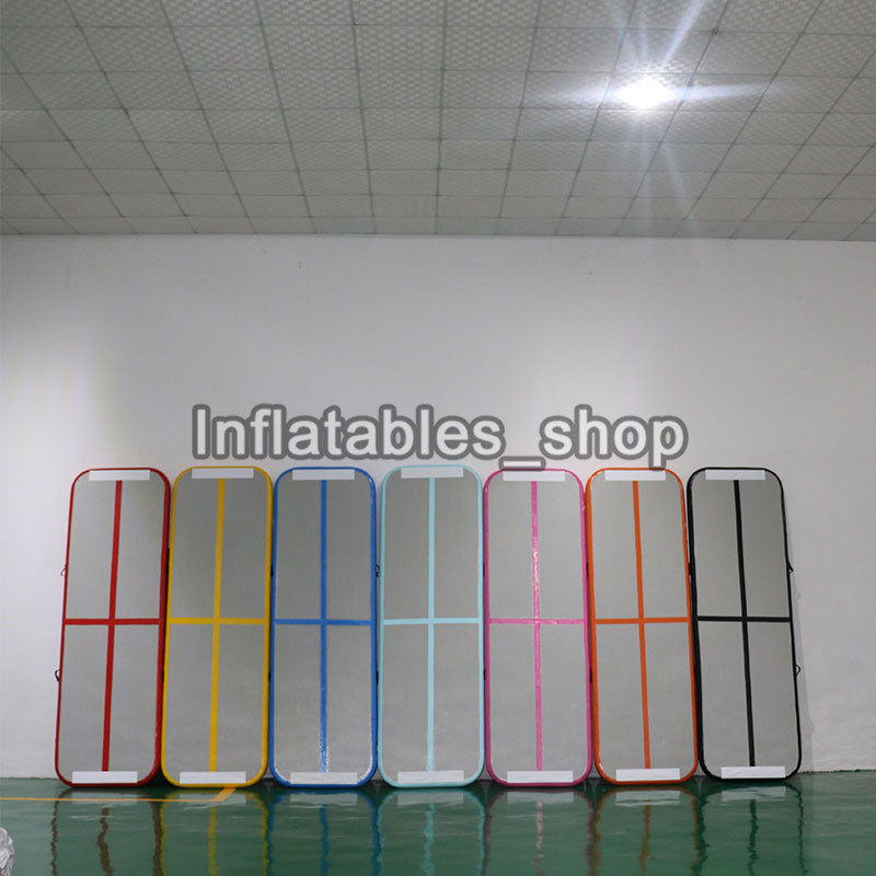 Free Shipping 3*1*0.1m Inflatable Tumble Track Trampoline Air Track Gymnastics Inflatable Air Mat For SaleFree Shipping 3*1*0.1m Inflatable Tumble Track Trampoline Air Track Gymnastics Inflatable Air Mat For Sale