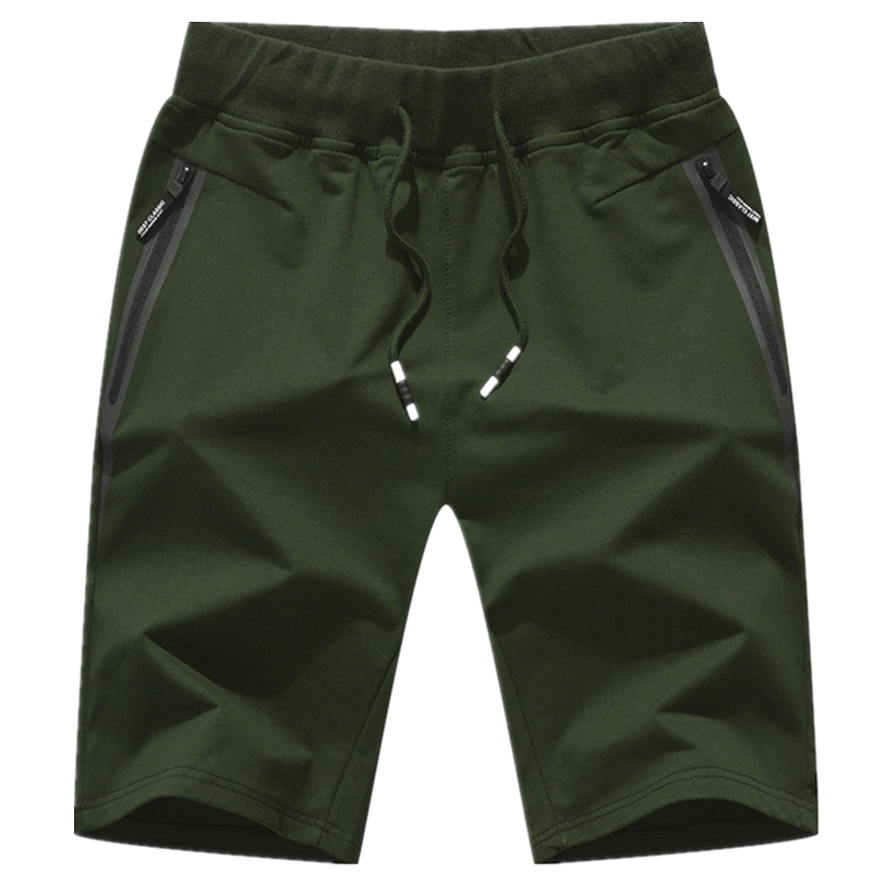 Shorts men Summer Cotton Shorts Men Fashion Boardshorts Breathable Male Casual Shorts Mens Short Bermuda Beach Short Pants Hot 9 16