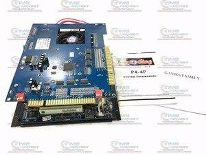 Image 1 - 2 sztuk 2019 w 1 plansza 2.4G CPU 40G używane HDD P4 płyta główna JAMMA plansza do wielu gier na automat do gry CGA i LCD szafka