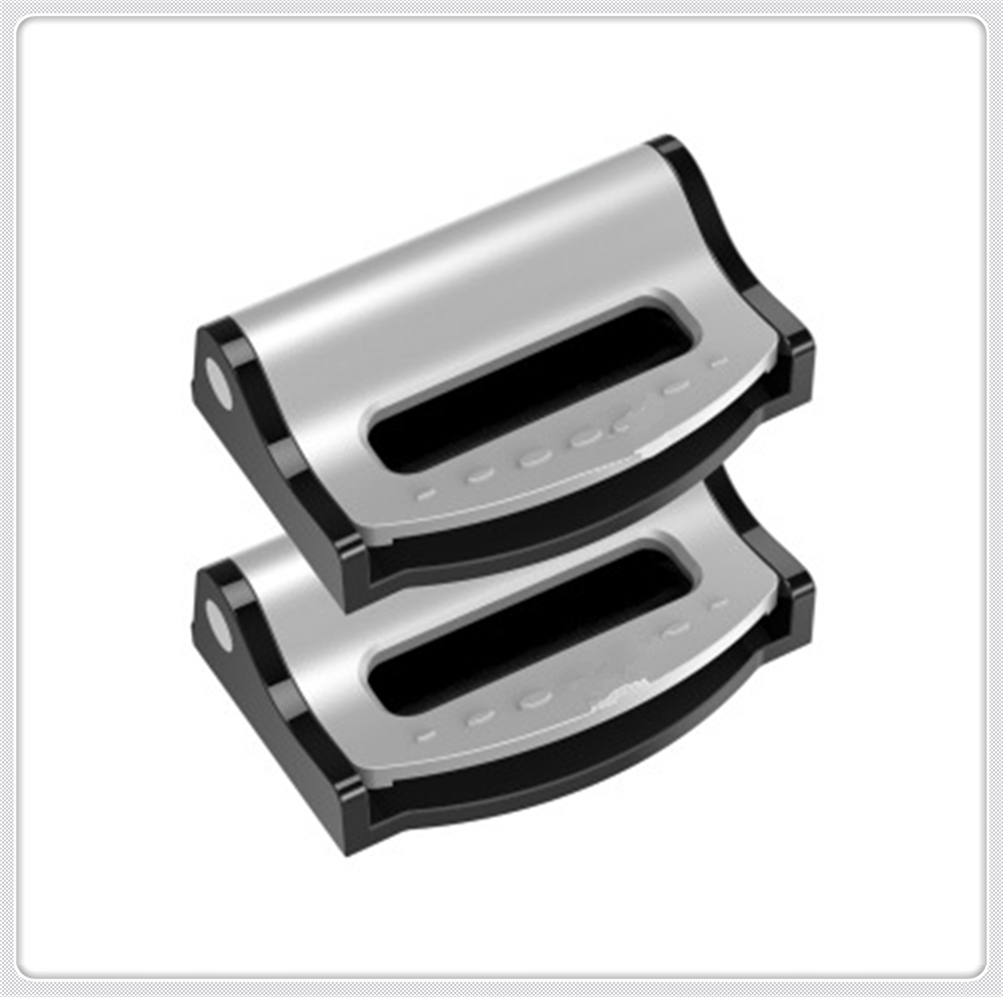 2-piece universal SUV <font><b>interior</b></font> accessory belt clip adjustable for <font><b>Mercedes</b></font> Benz W212 W220 W205 <font><b>W201</b></font> A B C E S Class GLA CLK image