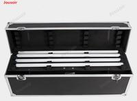 Lampe Aluminium box Air box 4 füße 4 rohr lange reihe gerade rohr kalt licht set Aluminium box kompatibel CD50 t03