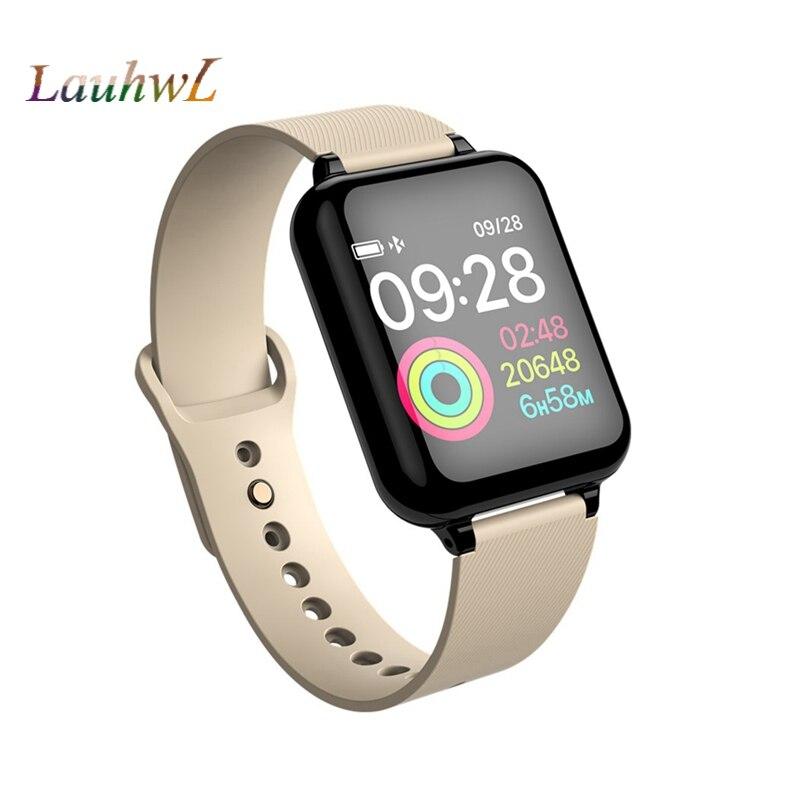 B57 גברים smart watch IP67 עמיד למים smartwatch קצב לב צג מרובה ספורט דגם גשש כושר נשים לביש מכשירים