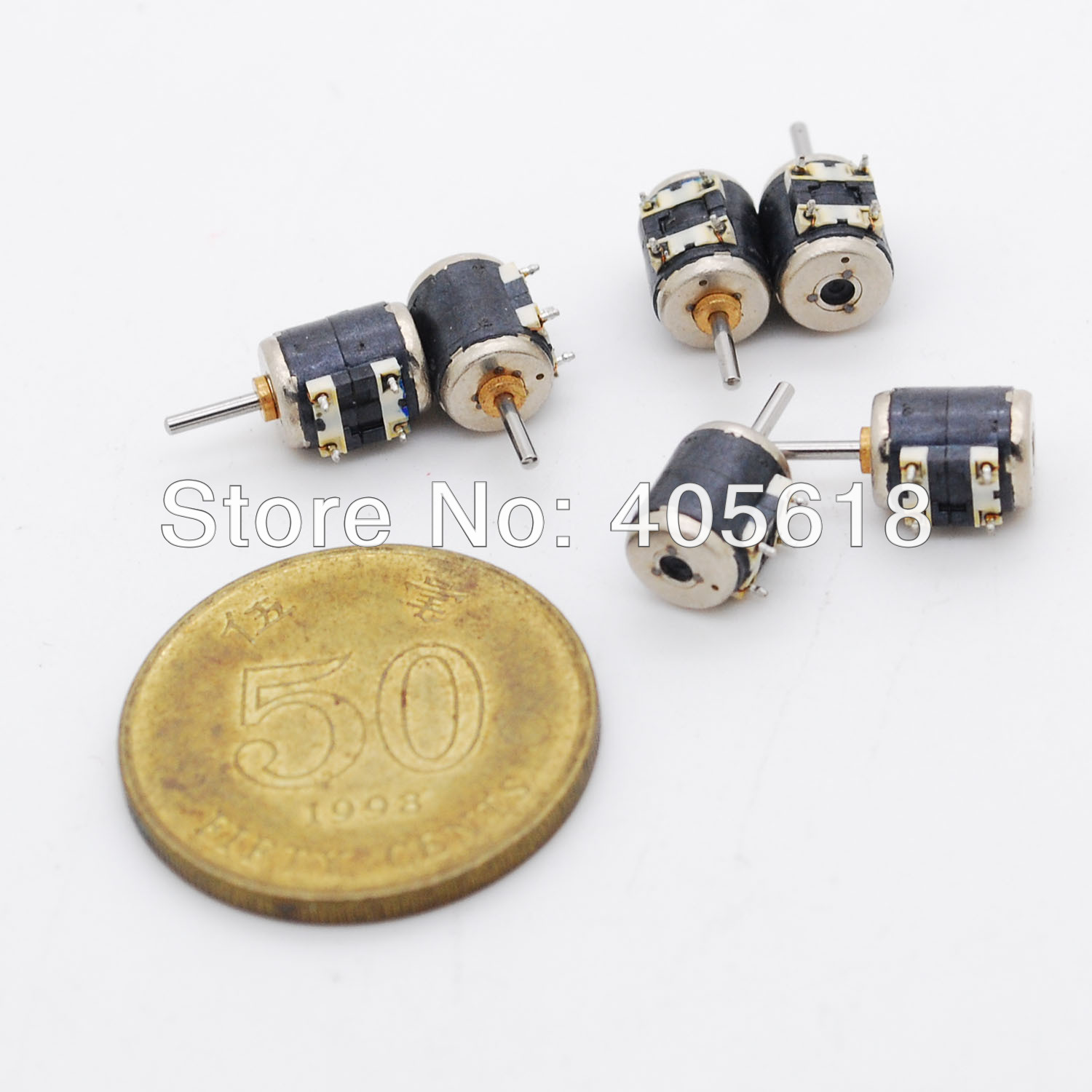 20pcs 4 Wire 2 Phase Mimi Stepper Motor For Canon Micro Stepping Mini Four Diagram D6mm In From Home Improvement On Alibaba Group