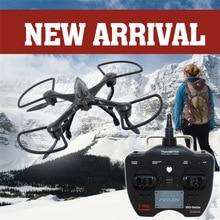 WIFI FPV Real-time RC Drone 2.4G 4CH 6-Axis 300 M tanpa kepala remote control Quadcopter dengan 2.0mp 5.0MP kamera Fungsi Melayang