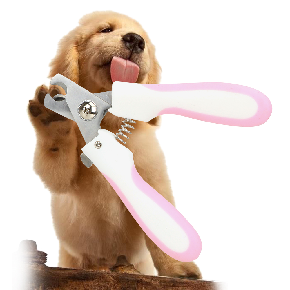Dogs Cats Portable Nail Clippers For Trimming To your Pet Nails 7
