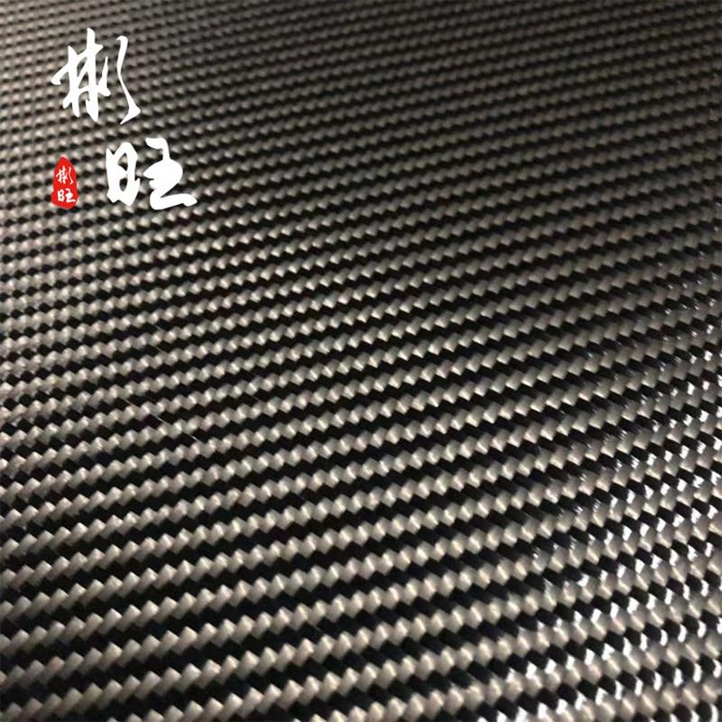 Tela de sarga de aramida resistente a la abrasión, color negro, 1500D, 240G