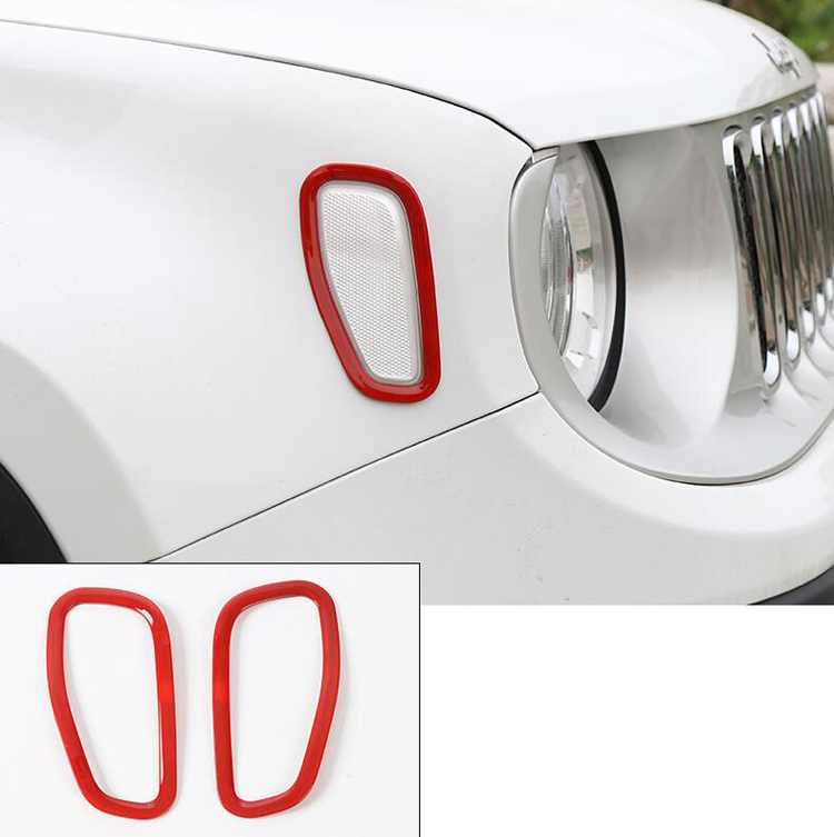 Chrome Head Lamp Lights Garnish Molding for Kia Optima K5 2010~2013