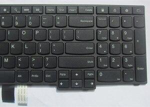 Image 5 - MOUGOL için Yeni Orijinal ABD Klavye Lenovo Thinkpad E550 E550C E555 E560 E565 serisi FRU 00HN000 00HN037 00HN074 PN SN20F22537