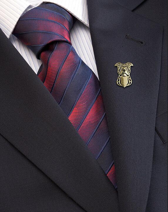 Ручной работы питбультерьер брошь женский/мужчине подарок Jewelry брошь-12 шт./лот (6 цветов свободный выбор)