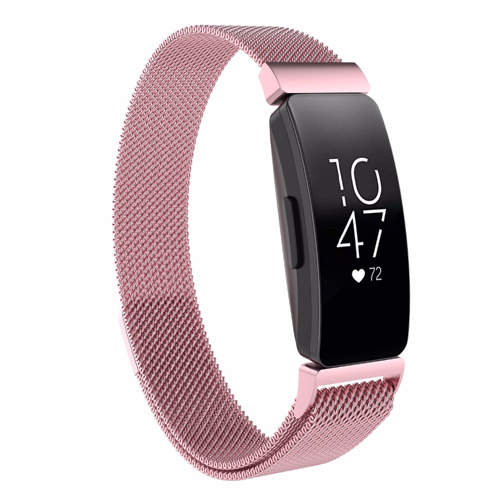 Image 3 - multi color strap for fitbit inspire metal strap inspire HR For fitbit inspire / inspire HR metal wristband  fitbit flex-in Smart Accessories from Consumer Electronics