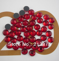 Wholesale SS20 5mm DMC Hotfix Crystals Rhinestone Beads Red 1440pcs Bag CPAM Free Use For Garment