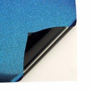 Image 5 - 光沢のある DIY 車体フィルムカメレオンパールグリッタービニールステッカー紫、青カメレオン自動車のカーラップビニールフィルム