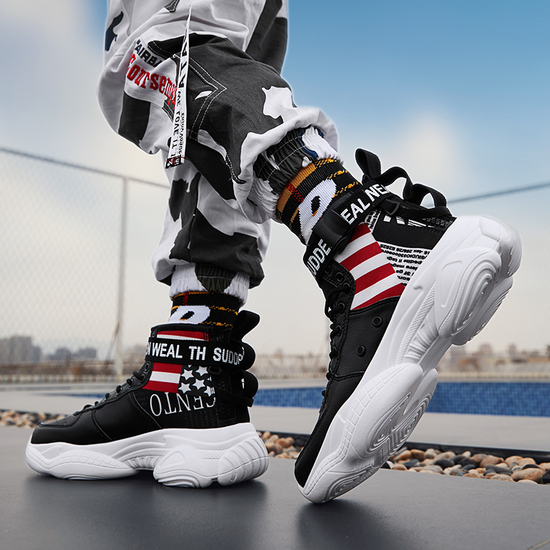 2019 Hot Sale Top Quality Classic Modle High Top Star Zapatillas Para Hombres Breathable Sneakers Chaussures Femme Running Shoes