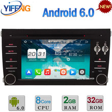 Octa Core 32GB ROM 7″ Android 6.0 WIFI 2GB RAM 3G/4G USB GPS Car DVD Multimedia Radio Video Player For Porsche Cayenne 2003-2010
