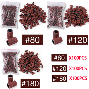 100pcs Electric Nail Sanding B