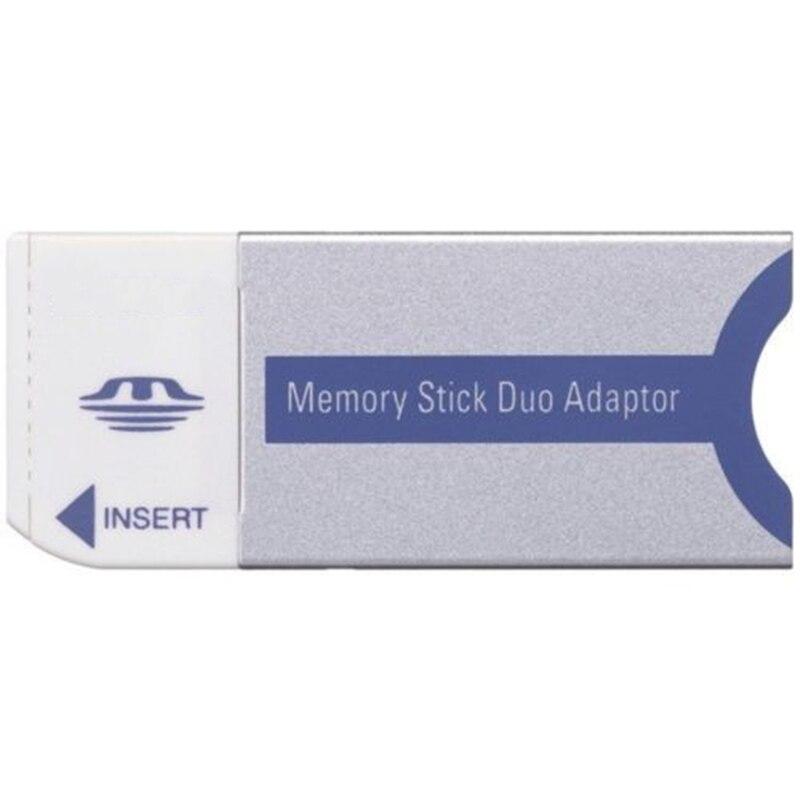 PSP קידום Memory Stick Pro Duo Memory Card מתאם עבור PSP / מצלמה MS כרטיס זיכרון Stick Pro Duo מתאם (4)