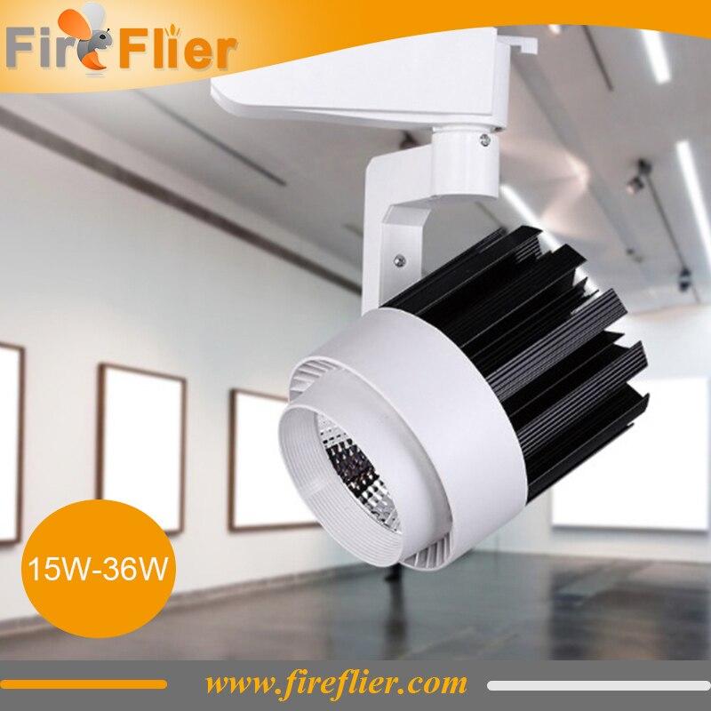 20pcs/pc 10W 15W 20W LED Track Light 30W Mounted Home Wall