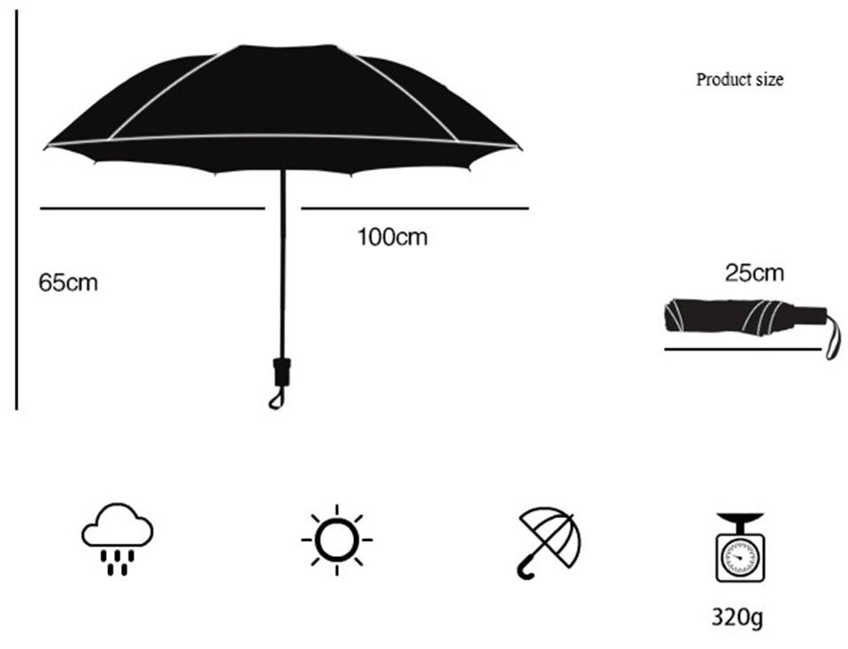 Adults Folding Umbrella For Women One Size Umbrellas Women Folding Umbrella Anti-Uv Automatic Umbrella Rain Women Flowers        (5)