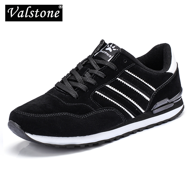 Valstone Men s Casual sneakers Breathable cemented shoes outdoor ultra light walking shoes winter Spring everyday Innrech Market.com